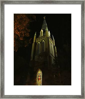 Always In All Ways Framed Print