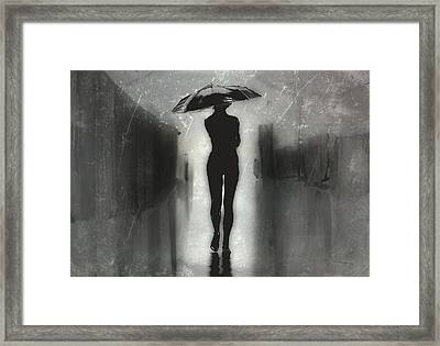 2 A.m. Framed Print