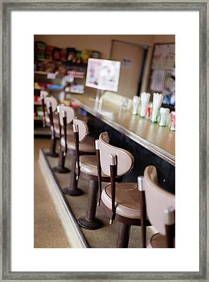 Amboy, California, United States Framed Print