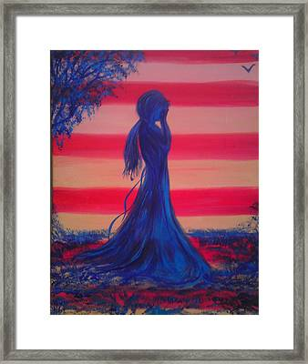 American Dreams......... Framed Print