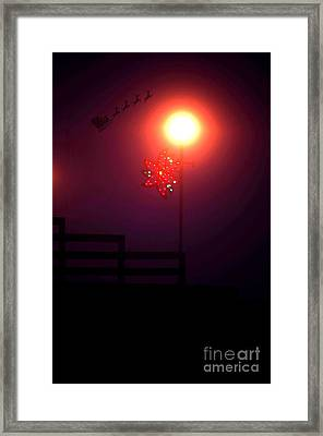 And To All A Good Night Framed Print by The Stone Age