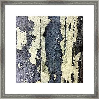 Lamppost 9 Framed Print