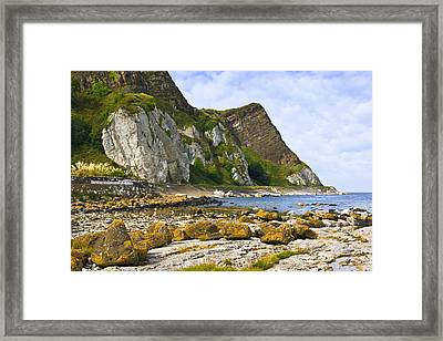 Antrim Coast Northern Ireland Framed Print