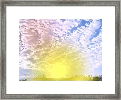 Apocalypse Now Framed Print