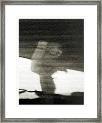 Apollo 11 Moon Landing Framed Print