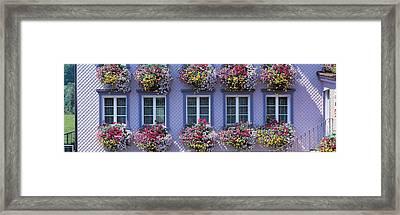 Appenzell Switzerland Framed Print
