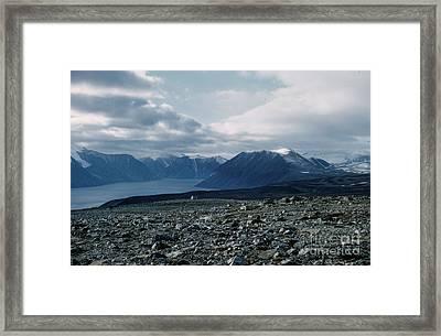 Arctic Baffin Island Framed Print