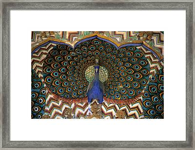 Asia, India, Jaipur Framed Print