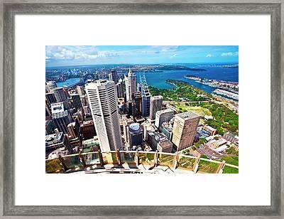 Australia, Sydney, New South Wales Framed Print by Miva Stock