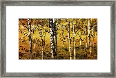 Autumn Sonata Framed Print