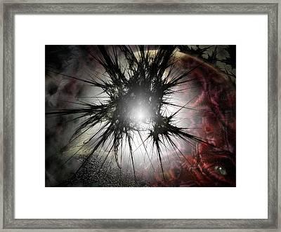 Awake Again Framed Print by David Fox