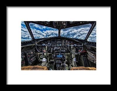 Uas Framed Prints