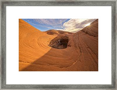 Balance Framed Print by Dustin  LeFevre
