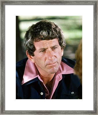 Barry Newman In Petrocelli  Framed Print by Silver Screen