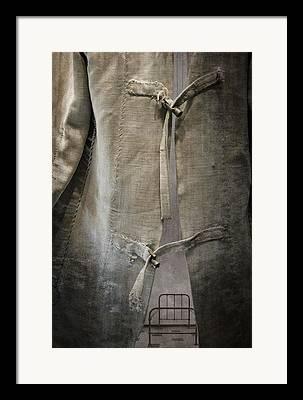 Psychiatric Patient Framed Prints