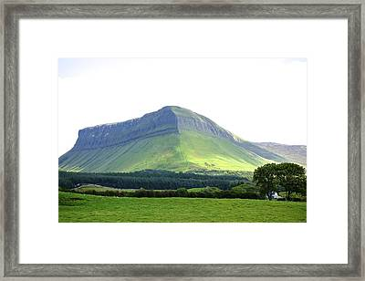 Ben Bulben Framed Print
