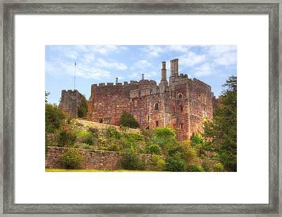Berkeley Castle Framed Print