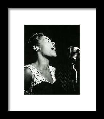 Harlem Framed Prints