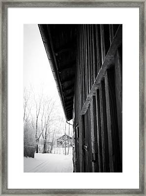 BnW Framed Print by Robert Hellstrom