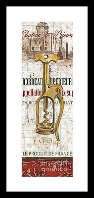 Antique Corkscrew Framed Prints