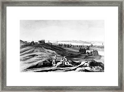 Boston, 1776 Framed Print by Granger