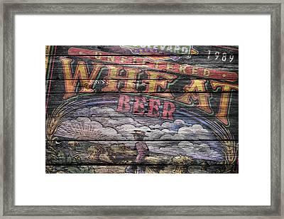 Boulevard Brewing Framed Print by Joe Hamilton