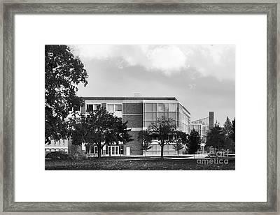 Bowling Green State University Bowen- Thompson Student Union Framed Print by University Icons