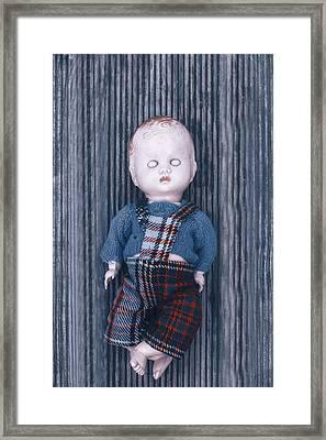 Broken Doll Framed Print by Joana Kruse