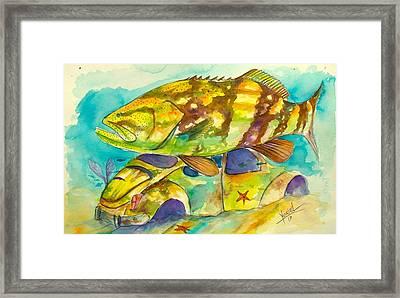 2 Buggies  Framed Print by Yusniel Santos