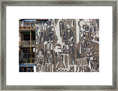 Bulgaria, Southern Mountains, Plovdiv Framed Print by Walter Bibikow