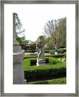 Busch Gardens - 12122 Framed Print by DC Photographer
