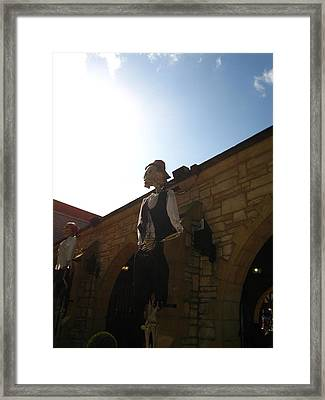 Busch Gardens - 12126 Framed Print by DC Photographer