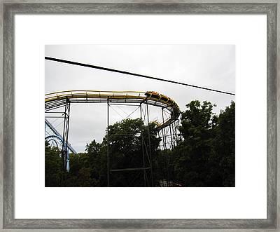 Busch Gardens - 12128 Framed Print