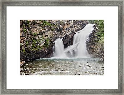 Cameron Falls Framed Print by Dee Cresswell