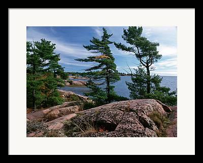 Killarney Provincial Park Framed Prints