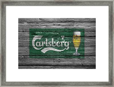 Carlsberg Framed Print by Joe Hamilton