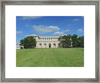 Carnegie Mellon University Framed Print