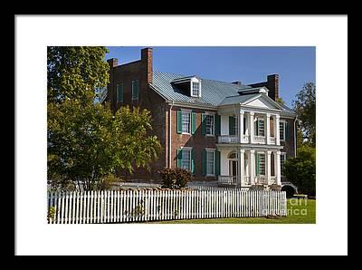 Battle Of Franklin Photographs Framed Prints