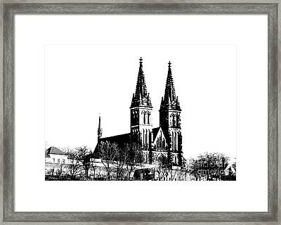 Chapter Church Of St Peter And Paul Framed Print