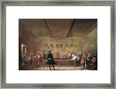 Chardin, Jean Baptiste Sim�on Framed Print by Everett