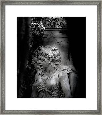 Chastity Framed Print by David Fox
