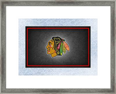 Chicago Blackhawks Framed Print
