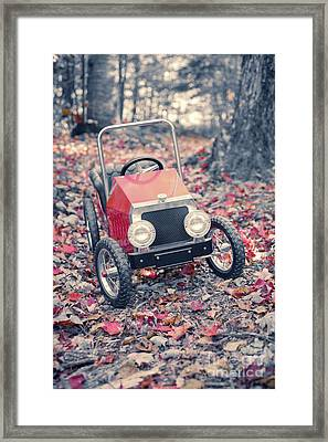 Childhood Memories Framed Print by Edward Fielding