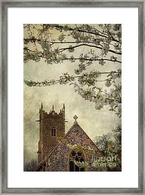 Church Framed Print by Svetlana Sewell
