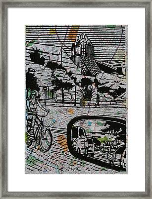 City Hall Framed Print by William Cauthern