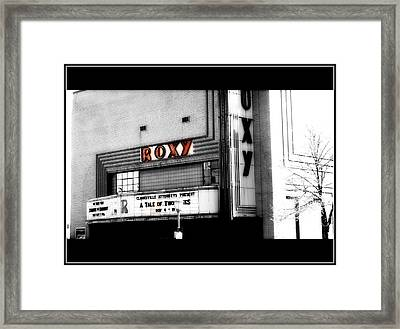 Clarksville Framed Print by Shannon Wall