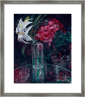 Cocktail Hour 2 Framed Print