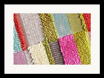 Abstract Tapestries Textiles Framed Prints