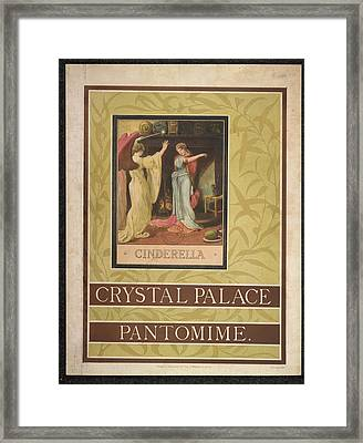 Crystal Palace Framed Print