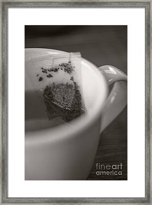 Cup Of Tea Framed Print